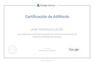 certificado-Google-shopping-jaime-rodriguez-jalon-1