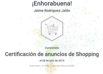 certificado-shopping-google-adwords-jaimejalon