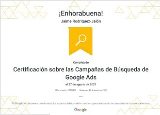 Certificacion-busqueda Google-Ads-Agosto-2021-jaime-rodriguez-jalon